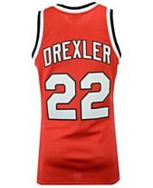 084451716 Mitchell   Ness Men s Clyde Drexler Portland Trail Blazers Hardwood Classic  Swingman Jersey