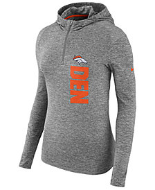 Nike Women's Denver Broncos Dri-FIT Element Hoodie