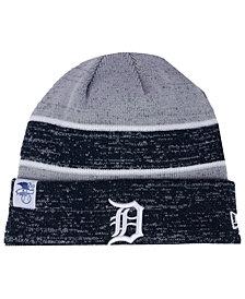 New Era Detroit Tigers On Field Sport Knit Hat