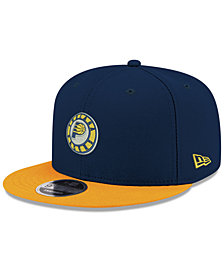 New Era Indiana Pacers Basic Link 9FIFTY Snapback Cap