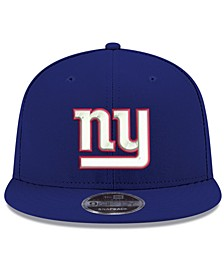 New York Giants Team Color Basic 9FIFTY Snapback Cap