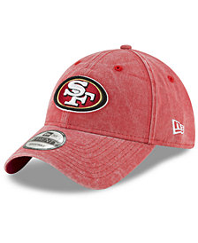 New Era San Francisco 49ers Italian Washed 9TWENTY Cap