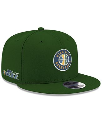 premium selection 8a3f8 00337 ... where to buy new era utah jazz basic link 9fifty snapback cap 32d39  f2cbf