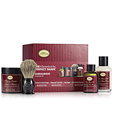 The Art of Shaving Men's 4-Pc. Sandalwood Full Size Kit