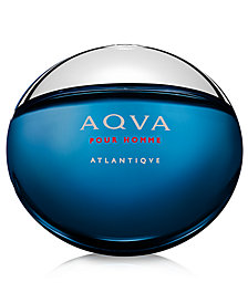 BVLGARI Men's Aqua Atlantique Eau de Toilette Spray, 3.4 oz