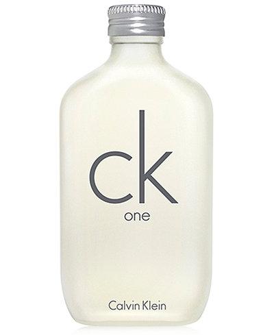 Calvin Klein ck one Eau de Toilette Spray, 6.7 oz.