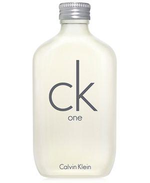 CK ONE EAU DE TOILETTE SPRAY, 6.7 OZ.