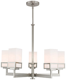 Livex Harding 5-Light Chandelier