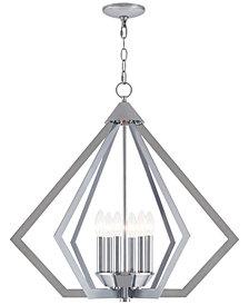 Livex Prism 6-Light Chandelier