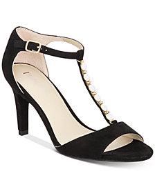 Rialto Rida Embellished Dress Sandals