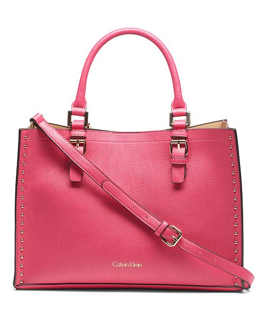 Anne Klein Perfect Small Tote Source Calvin 3 In 1 Satchel Handbags Accessories Macy S