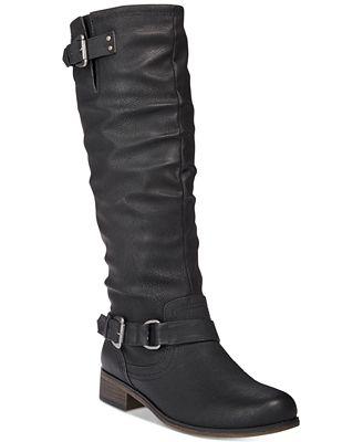 XOXO Moira Tall Boots