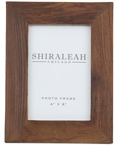 Shiraleah America 4'' x 6'' Wood Picture Frame