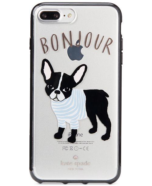 finest selection bda3b f9d1a kate spade new york Bonjour iPhone 8 Plus Case & Reviews ...