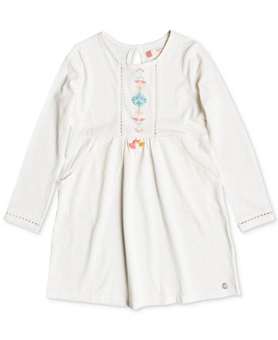 Roxy Cookie Kiss Cotton Dress, Little Girls