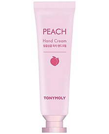Receive a Free Deluxe Peach Hand Cream with any $25 TONYMOLY purchase
