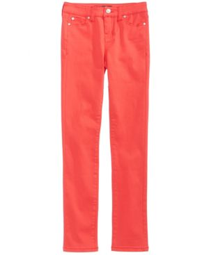 Celebrity Pink Skinny Jeans, Big Girls 6046842