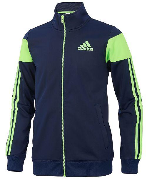 Boysamp; Sport JacketLittle Coats Icon Jackets Adidas Reviews rstCQdh