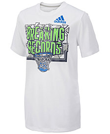 adidas Records-Print T-Shirt, Little Boys