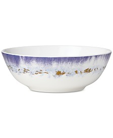 Lenox Watercolor Horizons Microwave Safe All Purpose Bowl, Created for Macy's