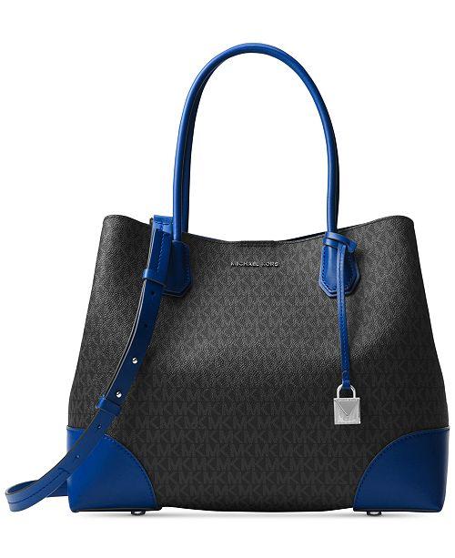 051416640937 Michael Kors Signature Large Mercer Gallery   Reviews - Handbags ...