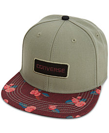 Converse Men's Printed Snap-Back Hat