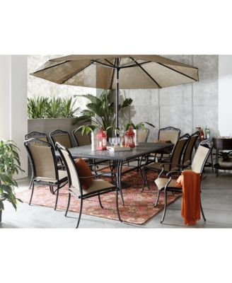 Beachmont II Outdoor Dining Collection, Created For Macyu0027s