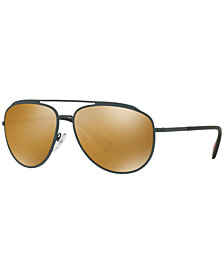 Prada Linea Rossa Polarized Sunglasses, PS 55RS