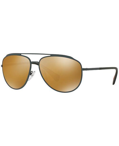 6bbb19a569a ... Prada Linea Rossa Polarized Sunglasses