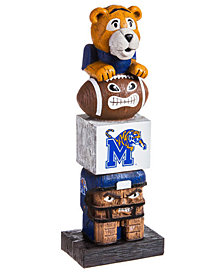 Evergreen Enterprises Memphis Tigers Tiki Totem