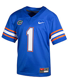 Nike Florida Gators Replica Football Game Jersey, Little Boys (4-7)