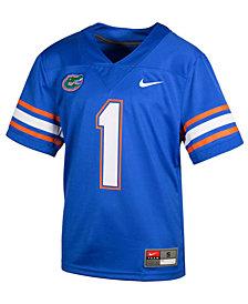 Nike Florida Gators Replica Football Game Jersey, Little Boys (4-7)