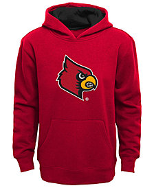 Outerstuff Louisville Cardinals Prime Hoodie, Little Boys (4-7)