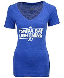 adidas Women's Tampa Bay Lightning Dassler T-Shirt