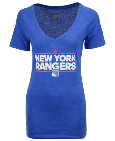 adidas Women's New York Rangers Dassler T-Shirt