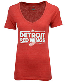 adidas Women's Detroit Red Wings Dassler T-Shirt