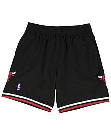 Mitchell & Ness Men's Chicago Bulls Swingman Shorts