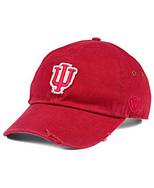 74072daf91a Top of the World Indiana Hoosiers Rugged Relaxed Cap