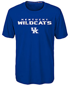 Outerstuff Kentucky Wildcats Nebula T-Shirt, Big Boys (8-20)