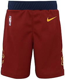 Cleveland Cavaliers Icon Replica Shorts, Little Boys (4-7)
