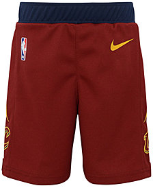 Nike Cleveland Cavaliers Icon Replica Shorts, Little Boys (4-7)