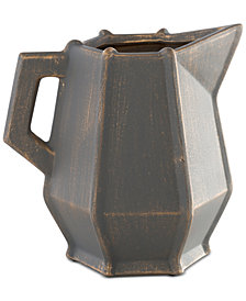 Shiraleah Nelson Pitcher Vase, Small