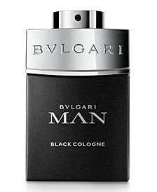 BVLGARI Man Black Men's Cologne Eau De Toilette Spray, 2 oz.