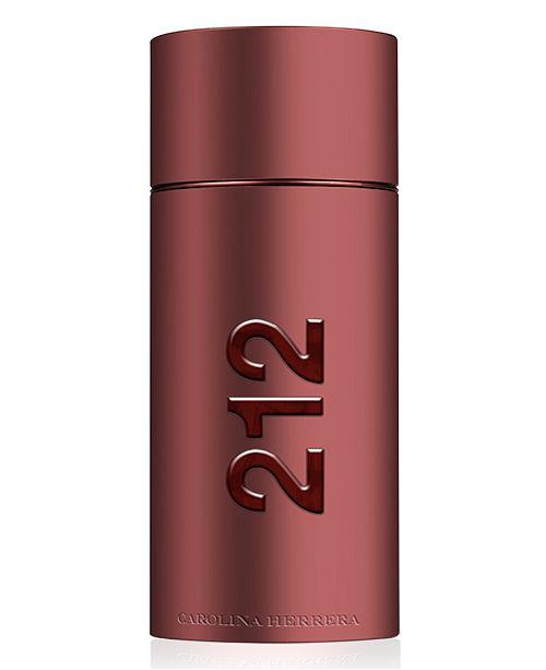 Carolina Herrera 212 Sexy Men Eau de Toilette Spray, 3.4 oz.