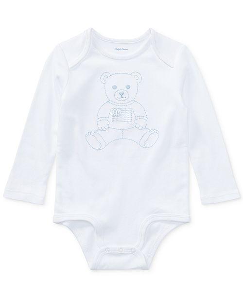 Polo Ralph Lauren Ralph Lauren Baby Boys Bear Cotton