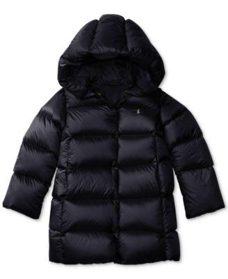 Polo Ralph Lauren. Quilted Coat, Little Girls (4-6X). 1 reviews. main image