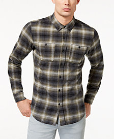 Ezekiel Men's Harborside Plaid Shirt