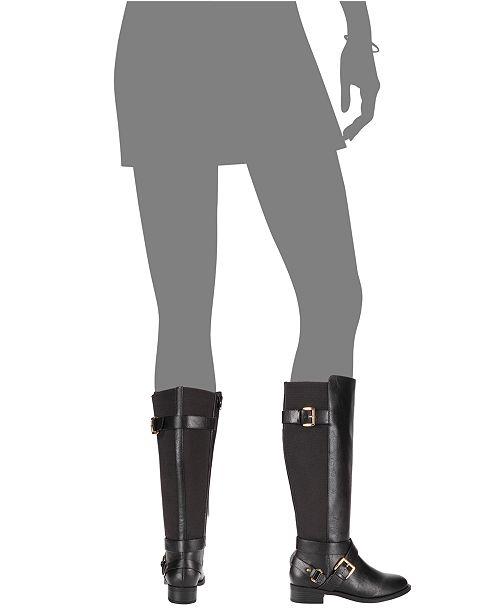600efa706866 ... Thalia Sodi Vada Wide-Width Wide-Calf Riding Boots