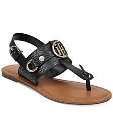 Tommy Hilfiger Luvee Flat Sandals