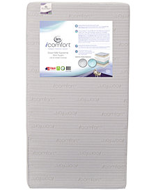 Serta iComfort Dawn Mist Supreme Crib & Toddler Mattress